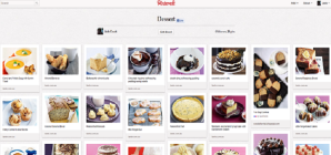 Using Pinterest to organise recipes 2
