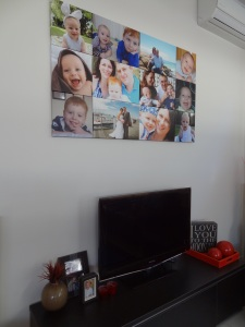 Photo Canvas Collage