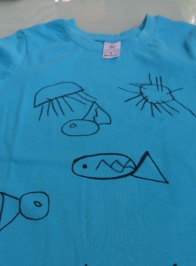 Kid's Artwork Shirt