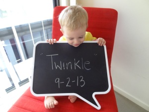 Speech bubble chalkboard photos