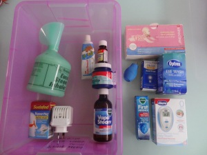 Cold and Flu Attack Box
