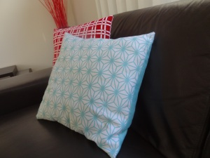 Time for a Change : Cushions