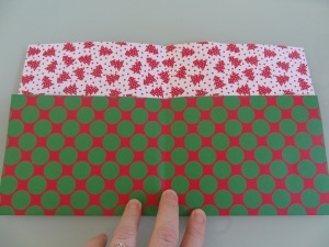 DIY Christmas Pocket Book