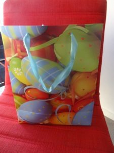 Easter Themed Kid's Activity Bags